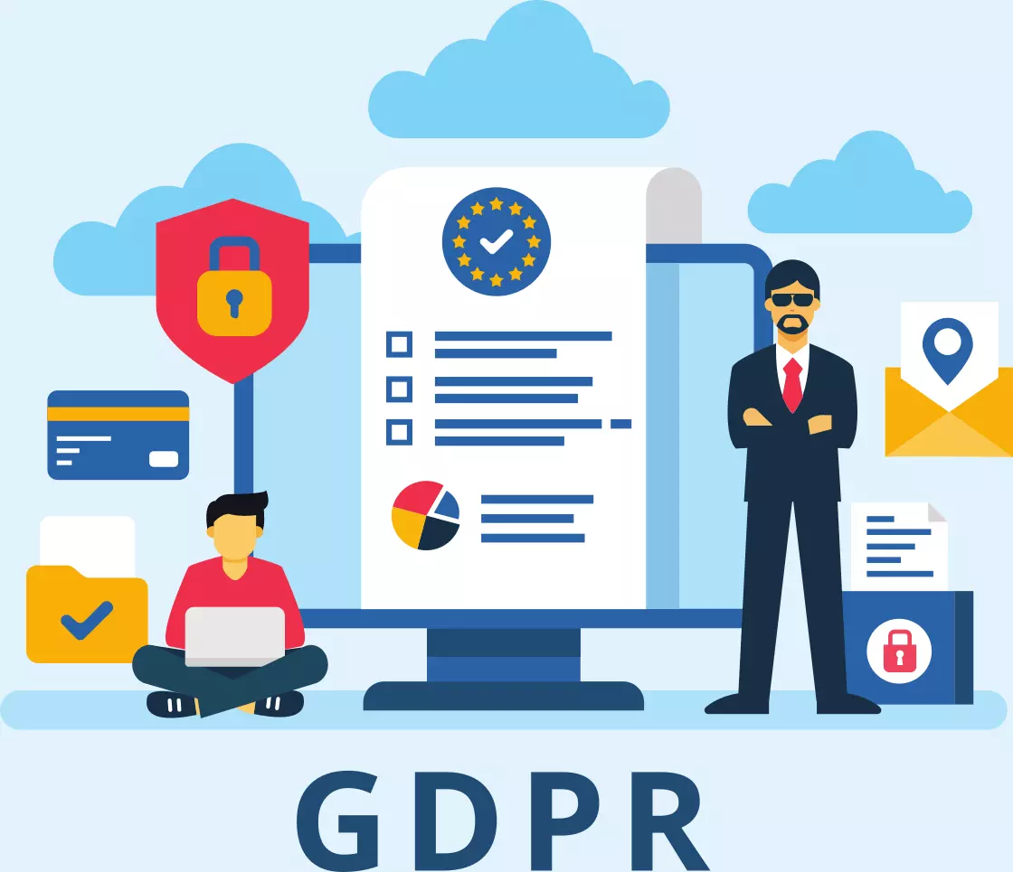 GDPR in the European Union puts in to practice the personal information collection practices of any digital agency